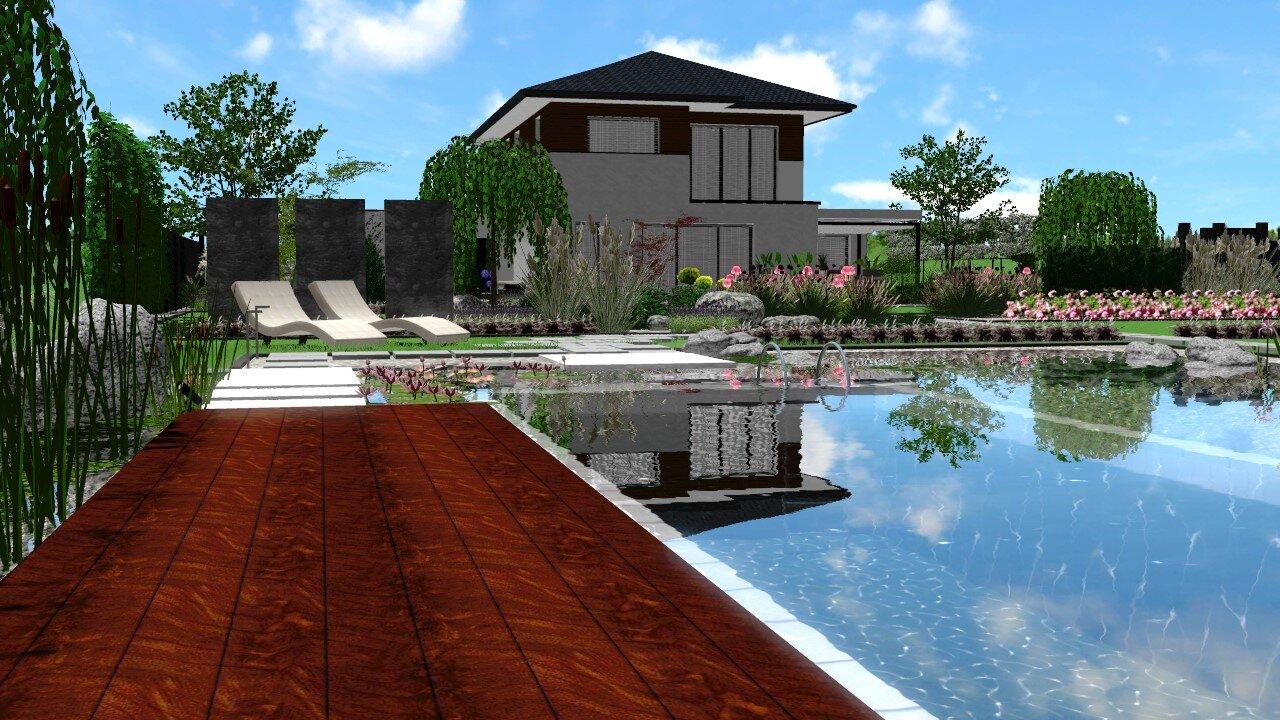 Zamów projekt ogrodu na wiosnę 2021